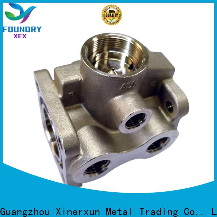 steel lost foam aluminum casting materials for equipment