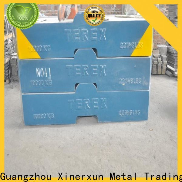 XEX sand casting aluminum alloys uese for machinery