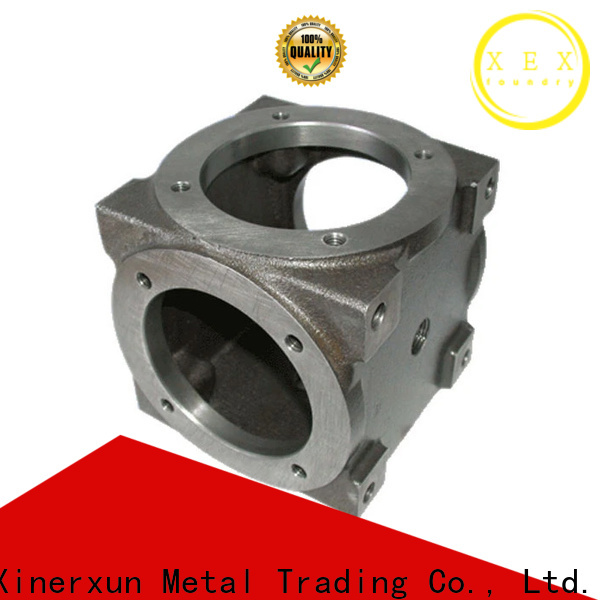 XEX aluminum die casting factory factory for motorcycle
