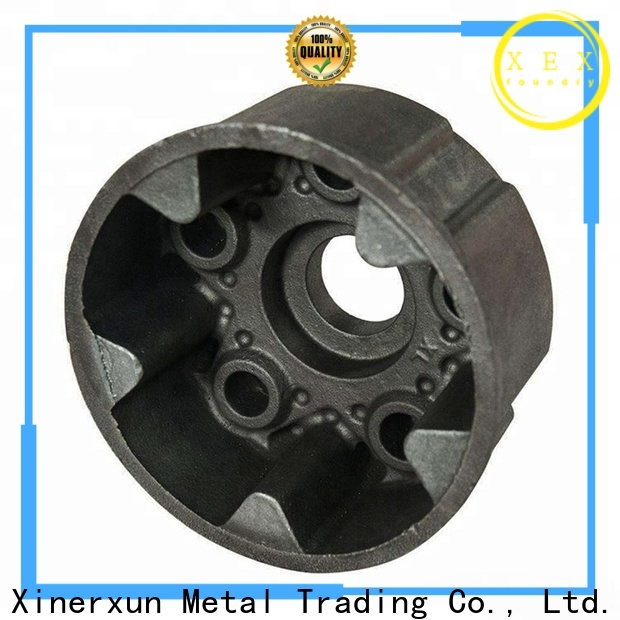customized grey cast iron process for machinery