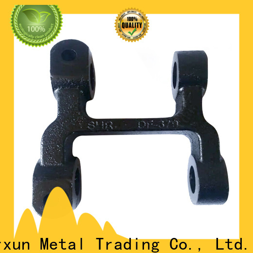 high precision carbon steel casting parts machine for motorcycle