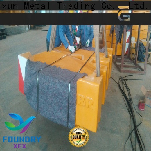 XEX sand casting aluminum alloys working for kitchen