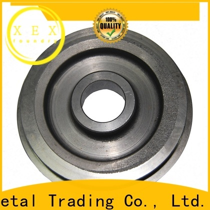 high quality Cast iron Terex crane counter weight uese for machinery