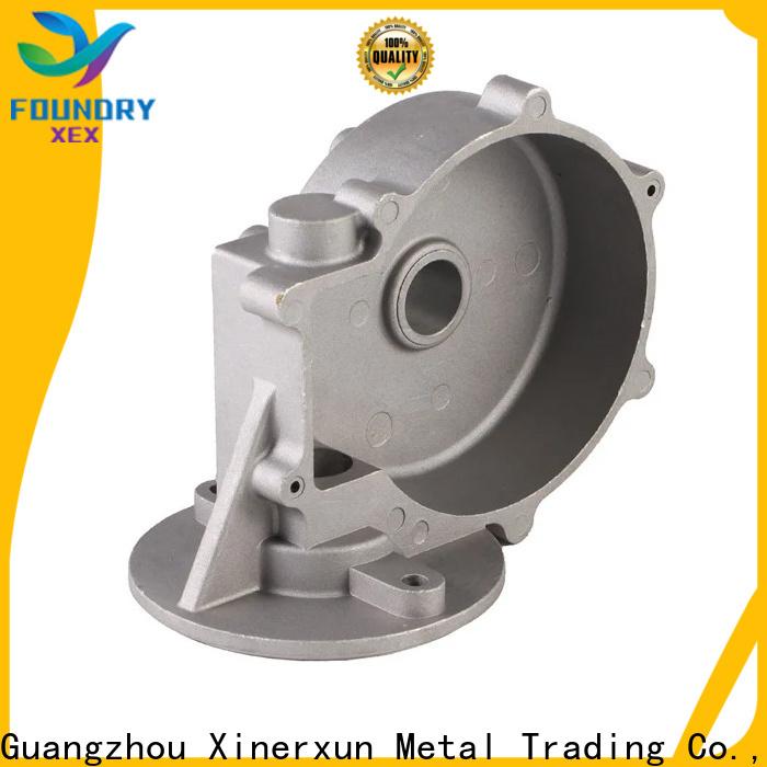 XEX custom aluminum casting machine for motor