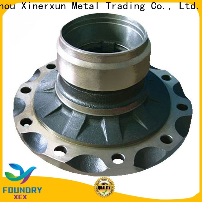 XEX high quality cast iron sand casting price for vehicle