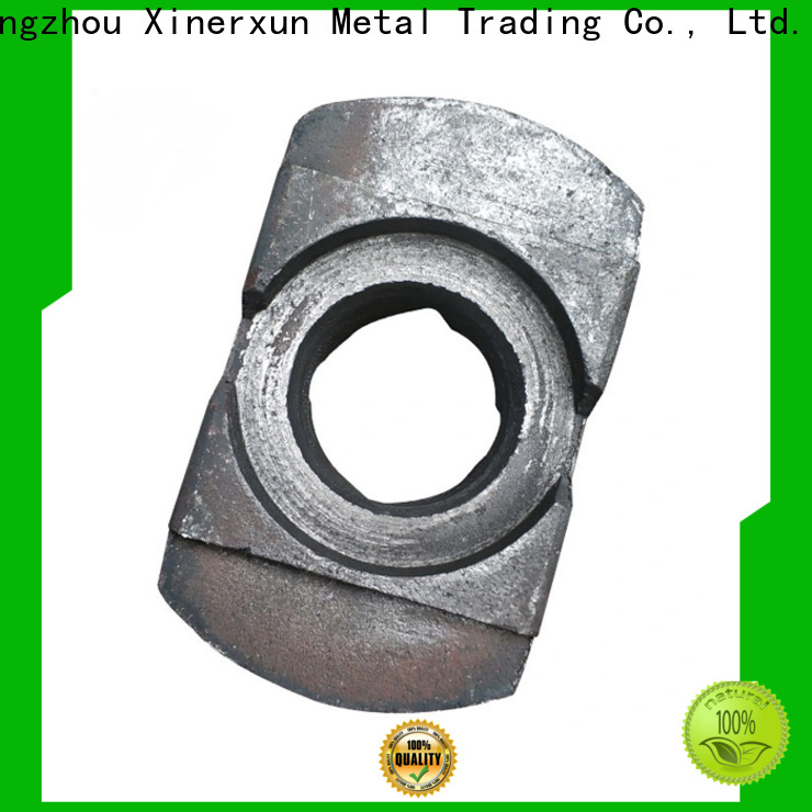 XEX sand casting products working for machinery