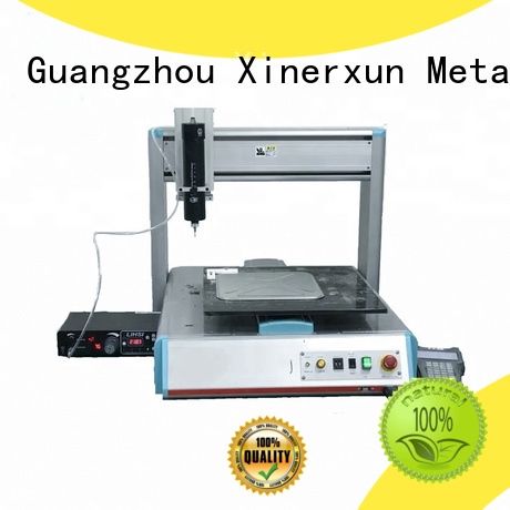 XEX automatic cable tie machine style for testing
