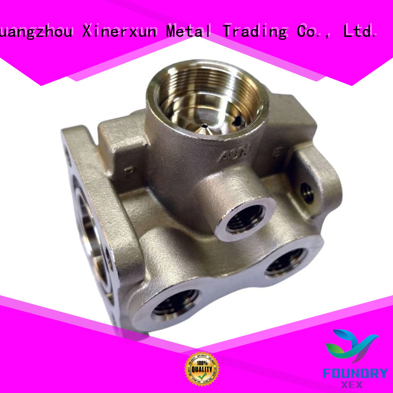 XEX lost foam casting equipment manufacturers for auto