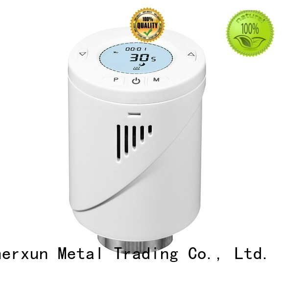 XEX trv thermostatic radiator valve foundry for room