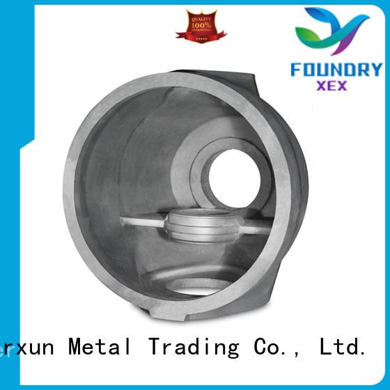 XEX foam casting materials for equipment
