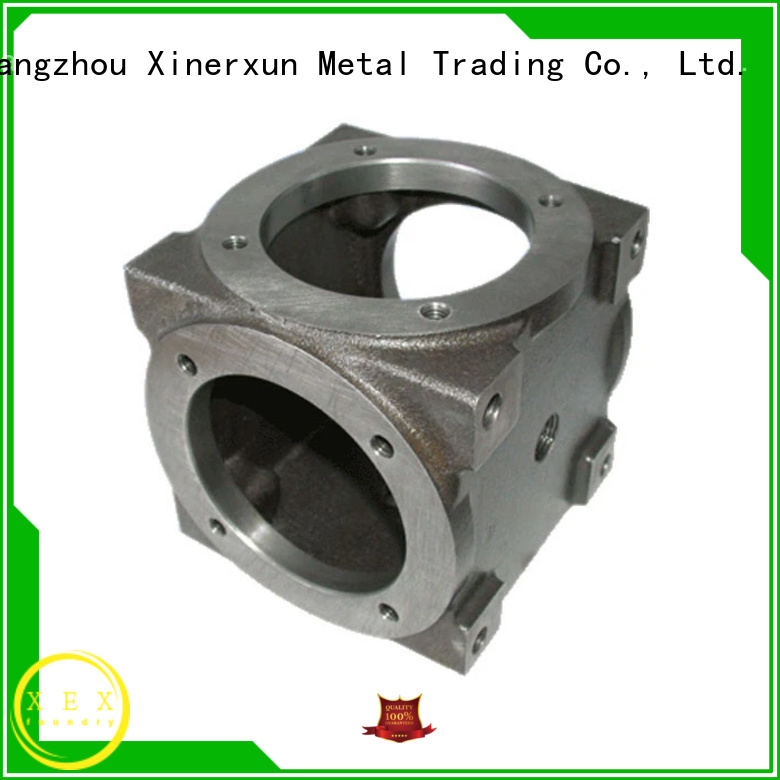 XEX high quality china aluminum casting factory for vehicle