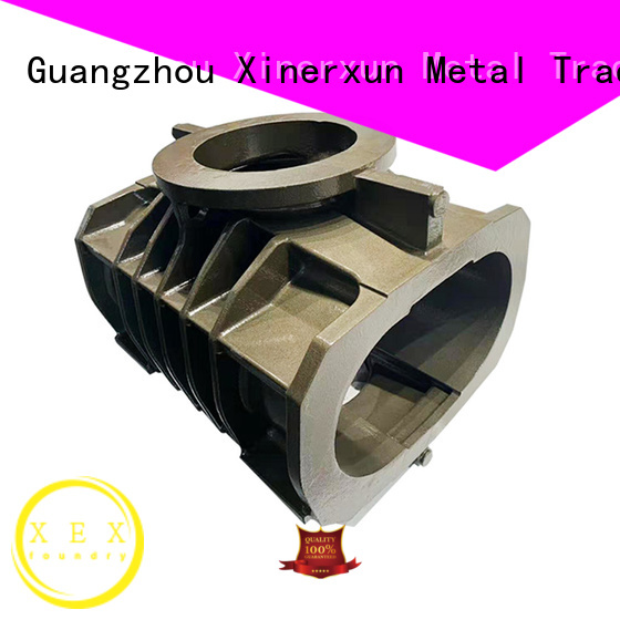 XEX high precision casting foundry manufacturer for equipments