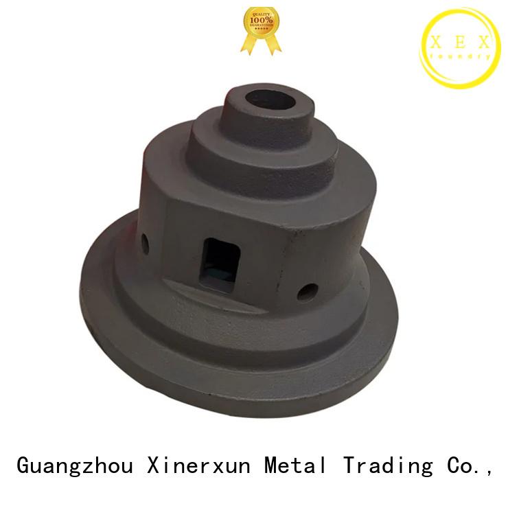 XEX customized nodular cast iron process for metal