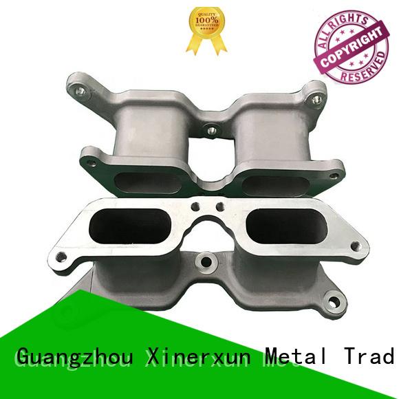 high precision casting aluminum parts factory for motor