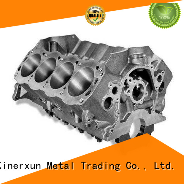 XEX cast aluminum products factory for motor