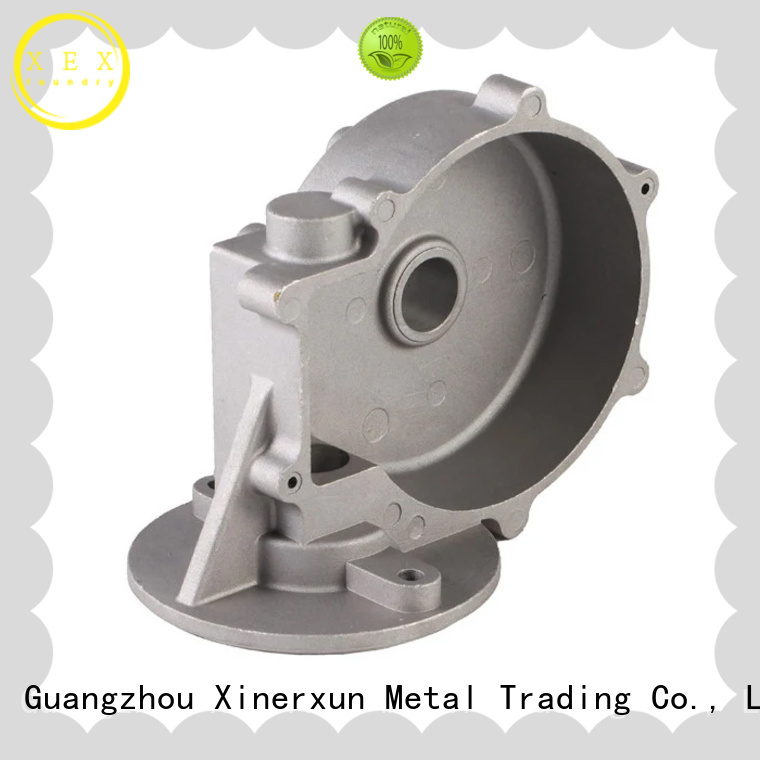 XEX high precision aluminium die casting process factory for motor