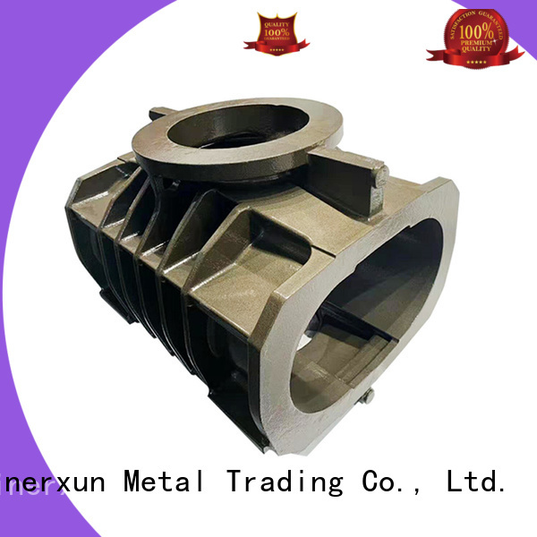 XEX cast iron parts foundry for equipments
