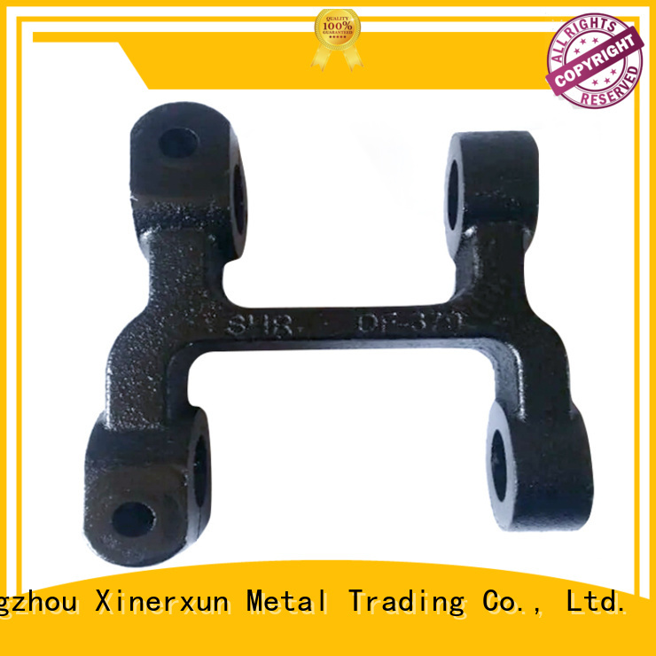 high precision metal casting process for motorcycle
