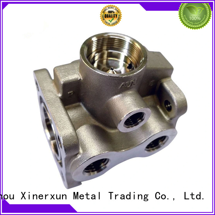 XEX precision lost foam casting engine block materials for vehicle