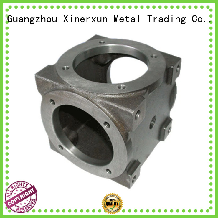 XEX customized aluminium die casting process for vehicle