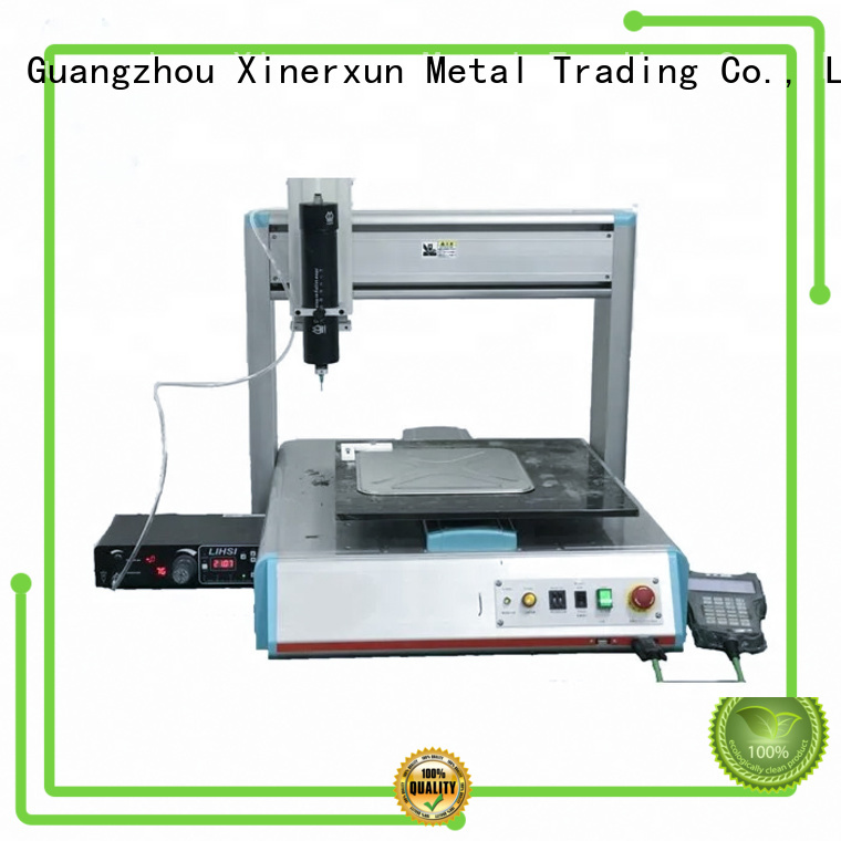 XEX intelligent automatic packing machine price for packing
