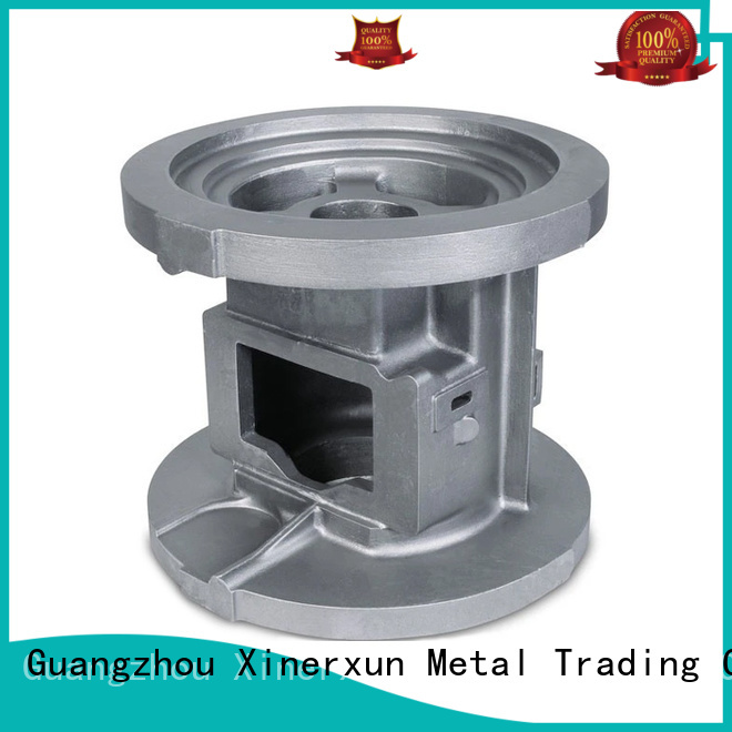 XEX custom lost foam casting manufacturers foundry for vehicle